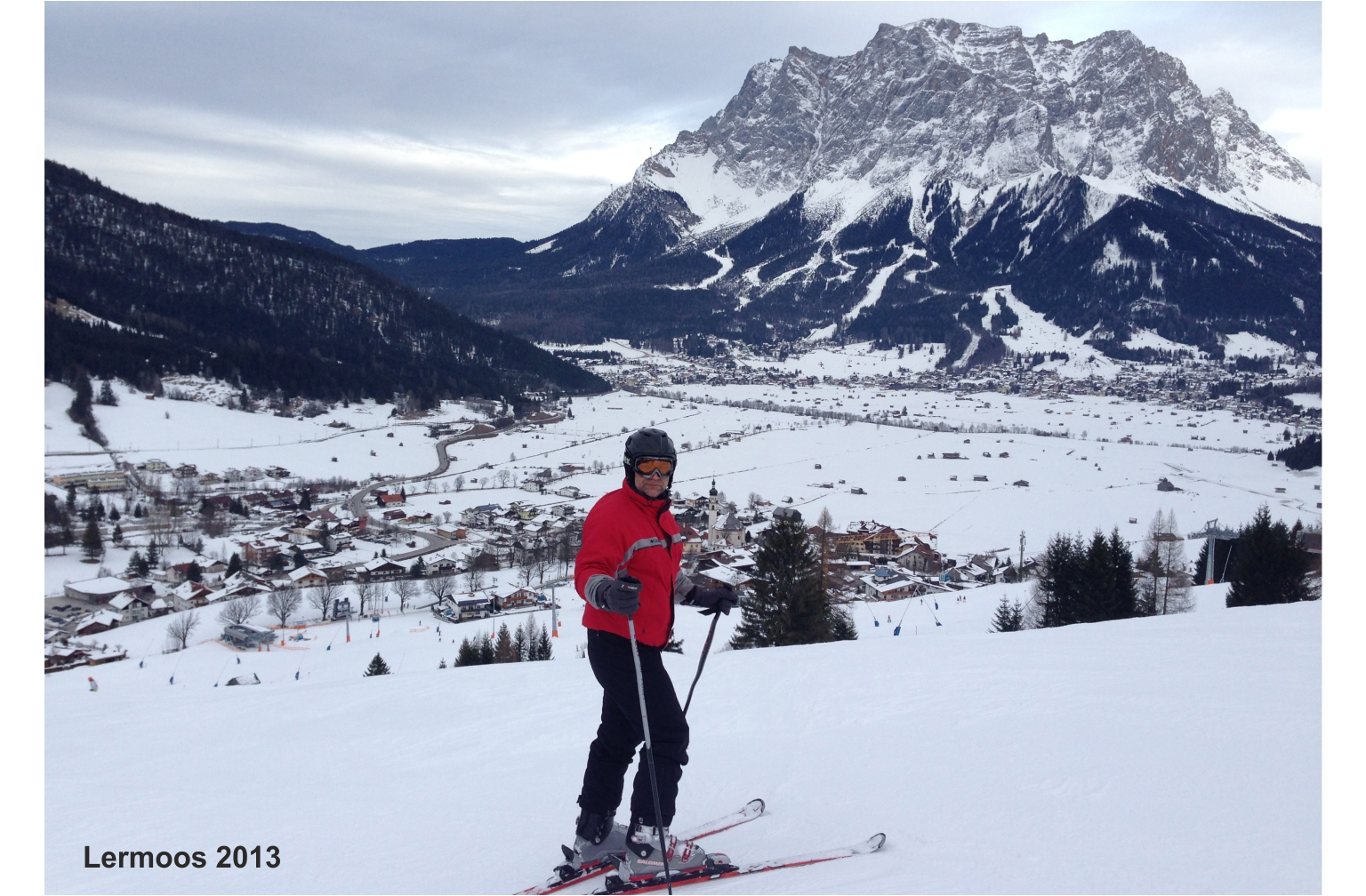 Ski Urlaub Lermoos 2013